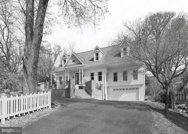 131 Gaines Street, WARRENTON, VA 20186 (#VAFQ166286) :: Larson Fine Properties