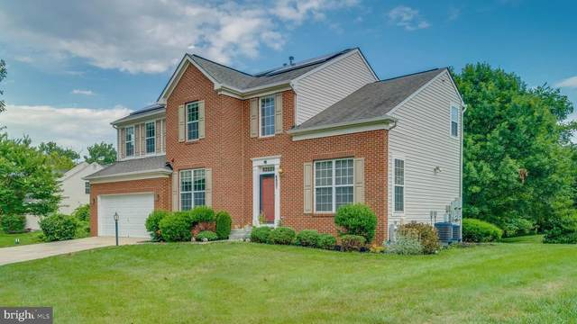 4807 Tylers Hope Drive, BOWIE, MD 20720 (#MDPG573882) :: ExecuHome Realty