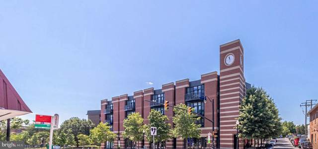 3800 Lee Highway #408, ARLINGTON, VA 22207 (#VAAR165744) :: Tom & Cindy and Associates