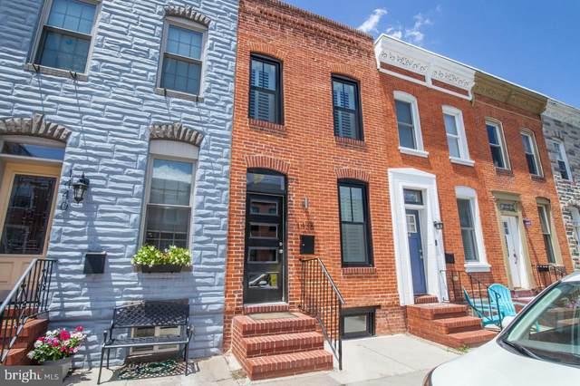 1438 Reynolds Street, BALTIMORE, MD 21230 (#MDBA516638) :: SURE Sales Group