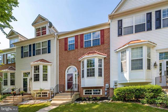 902 Mosby Drive, FREDERICK, MD 21701 (#MDFR267176) :: Network Realty Group
