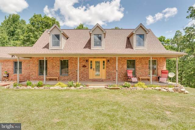 440 Jura Drive, HEDGESVILLE, WV 25427 (#WVBE178536) :: Great Falls Great Homes