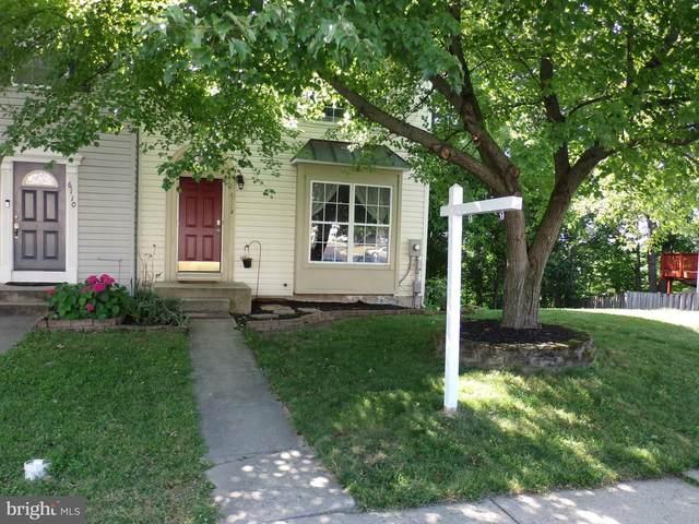 6112 Baldridge Terrace, FREDERICK, MD 21701 (#MDFR267256) :: V Sells & Associates | Keller Williams Integrity