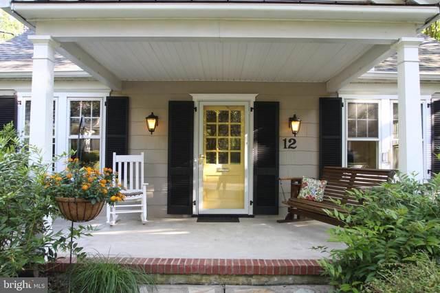 12 Ingleside Avenue, PENNINGTON, NJ 08534 (#NJME298442) :: LoCoMusings