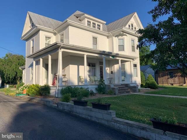111 N Elm Street, MOOREFIELD, WV 26836 (#WVHD106116) :: John Smith Real Estate Group