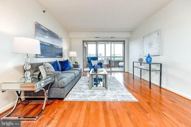 2121 Jamieson Avenue #611, ALEXANDRIA, VA 22314 (#VAAX248366) :: Debbie Dogrul Associates - Long and Foster Real Estate