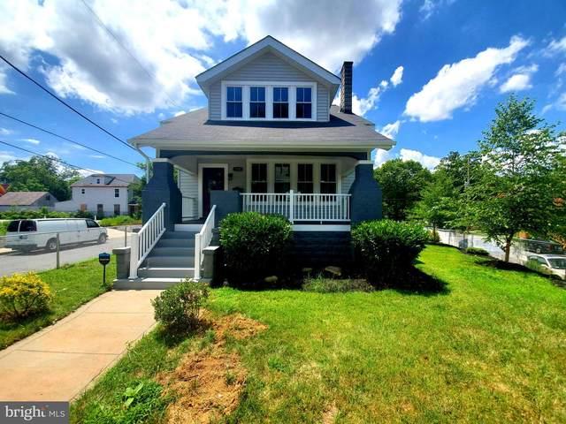 3101 Esther Place SE, WASHINGTON, DC 20032 (#DCDC476910) :: Larson Fine Properties