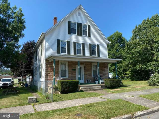 205 Humbird Street, CUMBERLAND, MD 21502 (#MDAL134678) :: The Licata Group/Keller Williams Realty