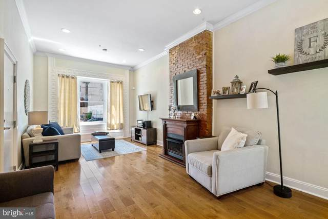 1611 Fairmount Avenue #1, PHILADELPHIA, PA 19130 (#PAPH914270) :: Larson Fine Properties