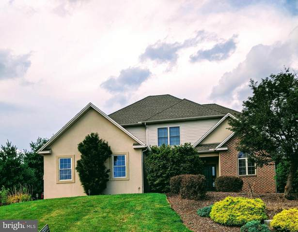 532 Hamlet Dr W, SPRING GROVE, PA 17362 (#PAYK141426) :: Pearson Smith Realty