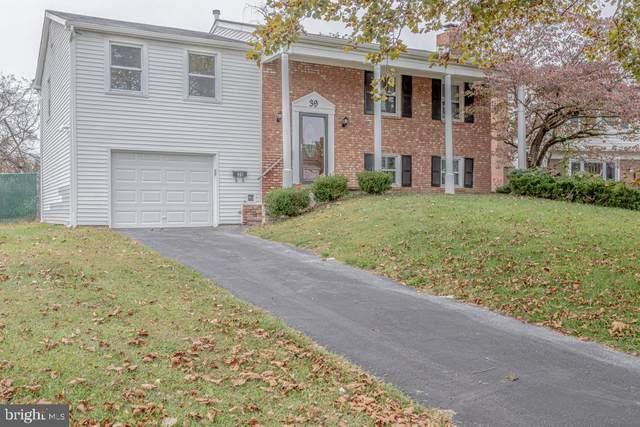 39 Norman Lane, WILLINGBORO, NJ 08046 (#NJBL376770) :: Blackwell Real Estate