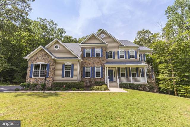 1630 Colonial Oak Court, HUNTINGTOWN, MD 20639 (#MDCA177504) :: LoCoMusings