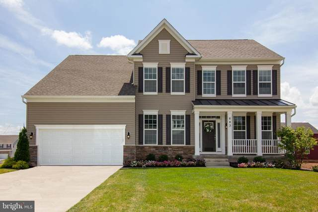 683 Stonegate Road, WESTMINSTER, MD 21157 (#MDCR198106) :: Network Realty Group