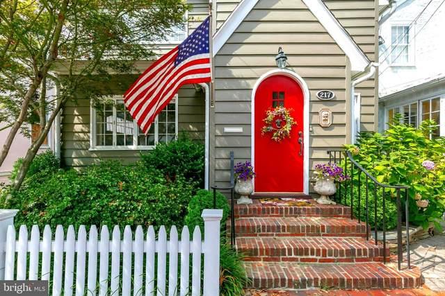 217 King George Street, ANNAPOLIS, MD 21401 (#MDAA440418) :: Crossman & Co. Real Estate
