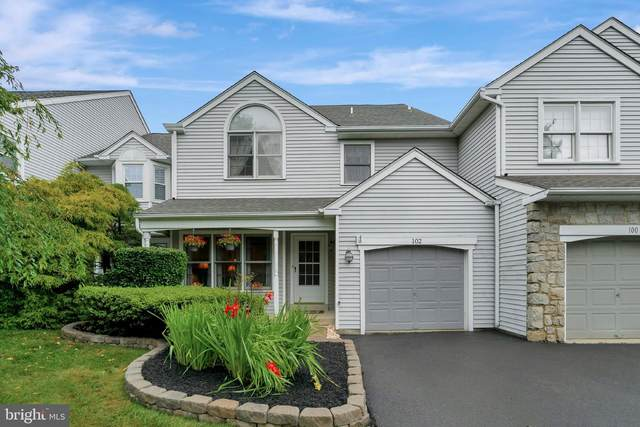 102 Filly Drive, NORTH WALES, PA 19454 (#PAMC656538) :: ExecuHome Realty