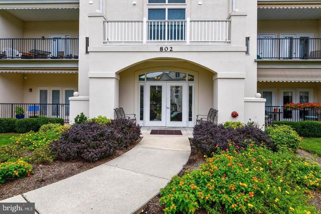 802 Coxswain Way #301, ANNAPOLIS, MD 21401 (#MDAA440456) :: Arlington Realty, Inc.