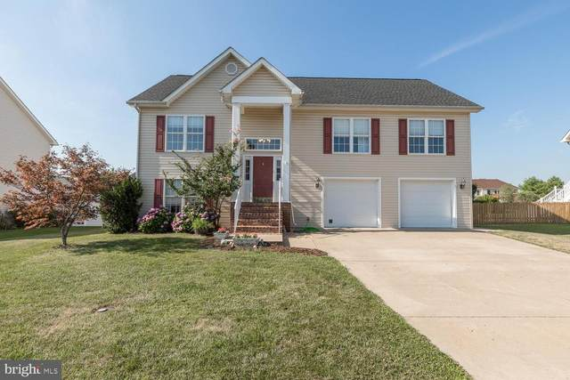 106 Welsh Court, STEPHENS CITY, VA 22655 (#VAFV158644) :: ExecuHome Realty