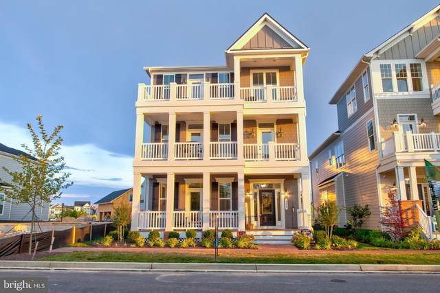 208 Winchester Street, CHESTER, MD 21619 (#MDQA144662) :: The Redux Group
