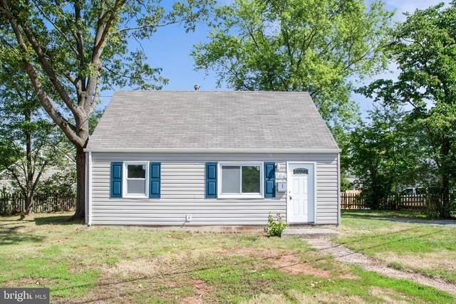 192 Lambert Drive, MANASSAS PARK, VA 20111 (#VAMP114152) :: Pearson Smith Realty