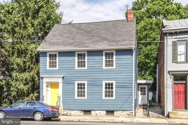 261 S Hanover Street, CARLISLE, PA 17013 (#PACB125802) :: ExecuHome Realty