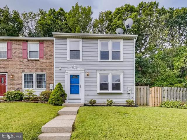 17 Capland Court, PERRY HALL, MD 21128 (#MDBC500326) :: AJ Team Realty