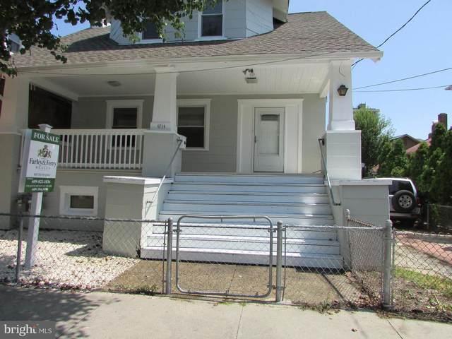 4714 Ventnor Avenue, ATLANTIC CITY, NJ 08401 (MLS #NJAC114280) :: The Dekanski Home Selling Team