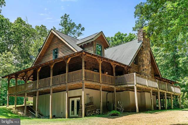 4020 Millwood Road, BOYCE, VA 22620 (#VACL111612) :: The Piano Home Group