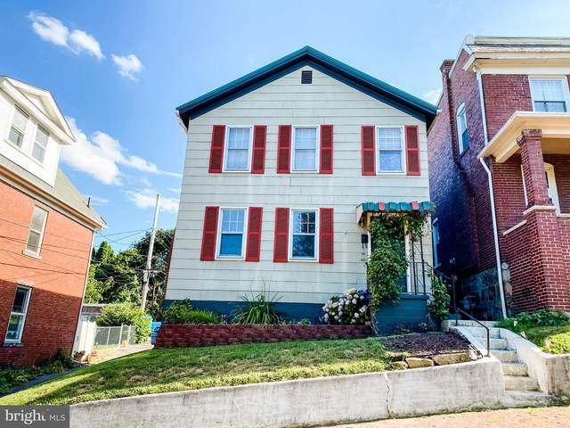 306 Magruder Street, CUMBERLAND, MD 21502 (#MDAL134728) :: Bob Lucido Team of Keller Williams Integrity