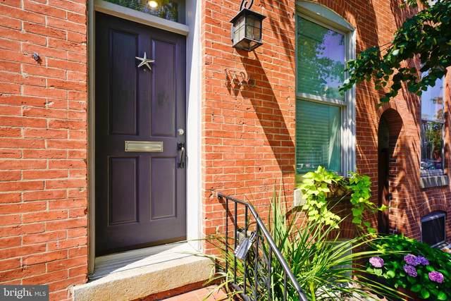 1726 Fleet Street, BALTIMORE, MD 21231 (#MDBA517494) :: Revol Real Estate