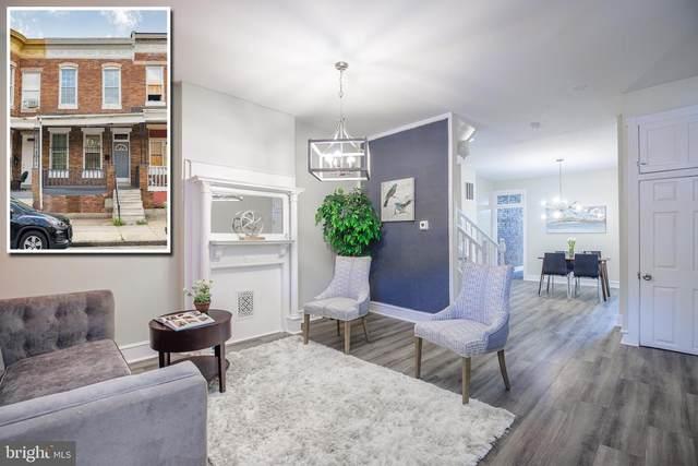 2332 Mcculloh Street, BALTIMORE, MD 21217 (MLS #MDBA517498) :: Maryland Shore Living | Benson & Mangold Real Estate