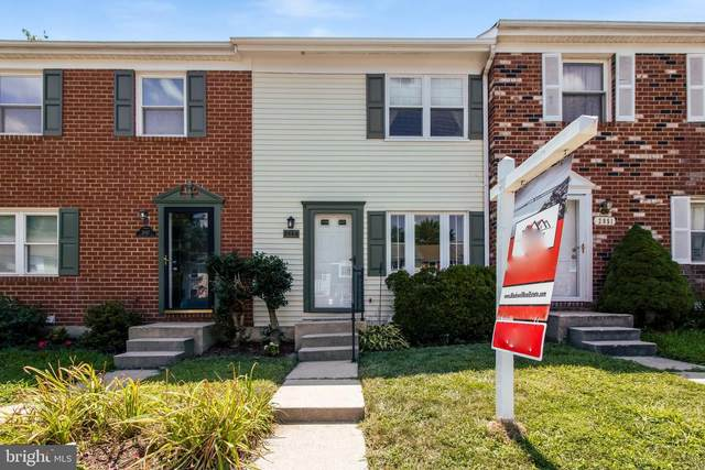 2049 Forest Hill Lane, CROFTON, MD 21114 (#MDAA440612) :: Blackwell Real Estate