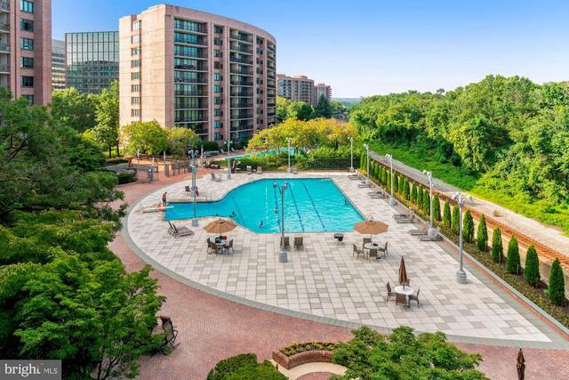 1805 Crystal Drive 205S, ARLINGTON, VA 22202 (#VAAR166316) :: Advon Group