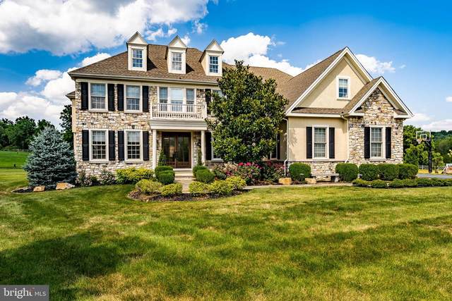 320 Spring Meadow Drive, WEST CHESTER, PA 19382 (#PACT511670) :: ExecuHome Realty