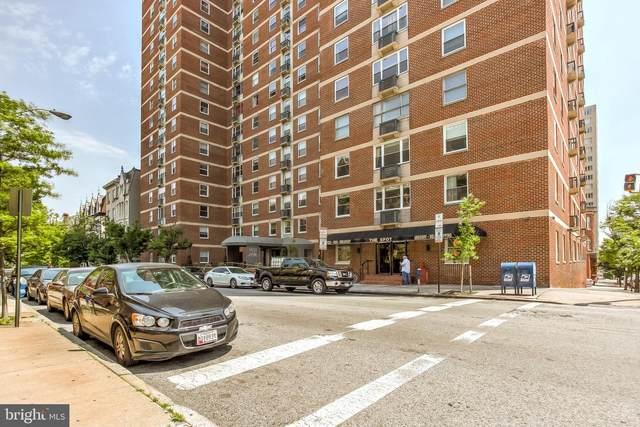 1101 Saint Paul Street #1611, BALTIMORE, MD 21202 (#MDBA517700) :: Lucido Agency of Keller Williams