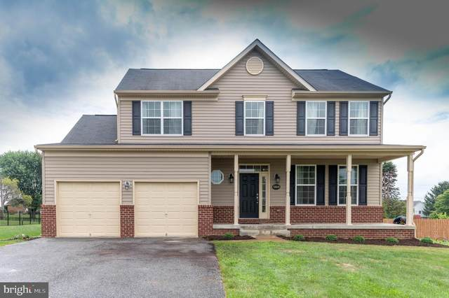 13319 John Martin Drive, WILLIAMSPORT, MD 21795 (#MDWA173564) :: Blackwell Real Estate