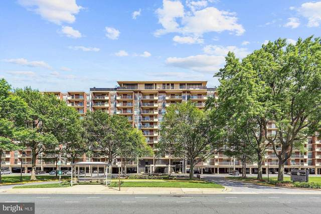 1300 Army Navy Drive #928, ARLINGTON, VA 22202 (#VAAR166428) :: Colgan Real Estate