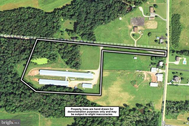 2625 Tract Road, FAIRFIELD, PA 17320 (#PAAD112410) :: The Jim Powers Team