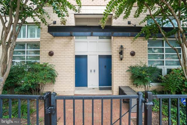 1201 East West Highway #3, SILVER SPRING, MD 20910 (#MDMC717532) :: The Putnam Group