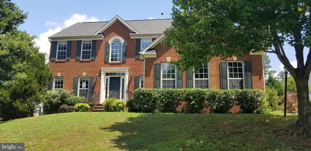 208 Whispering Woods Place, GORDONSVILLE, VA 22942 (#VALA121600) :: SURE Sales Group