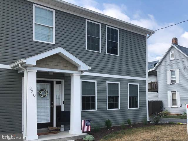 320 C St, CARLISLE, PA 17013 (#PACB126010) :: ExecuHome Realty