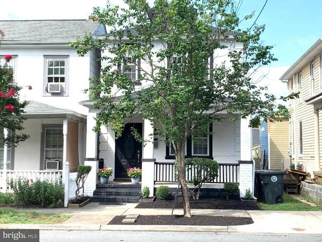 1616 Caroline Street, FREDERICKSBURG, VA 22401 (#VAFB117490) :: LoCoMusings