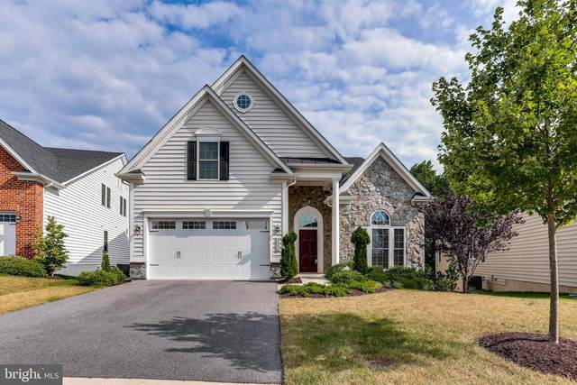 2696 Emma Stone Drive, MARRIOTTSVILLE, MD 21104 (#MDHW282812) :: The Putnam Group