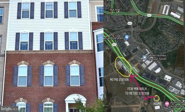 43891 Centergate Drive, ASHBURN, VA 20148 (#VALO417046) :: The Bob & Ronna Group