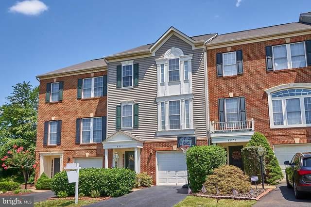 8071 Montour Heights Drive, GAINESVILLE, VA 20155 (#VAPW500504) :: AJ Team Realty