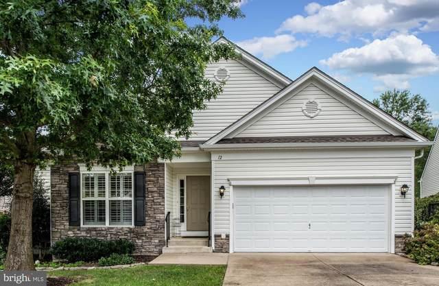 12 Goose Creek Circle, FREDERICKSBURG, VA 22406 (#VAST224140) :: Jennifer Mack Properties