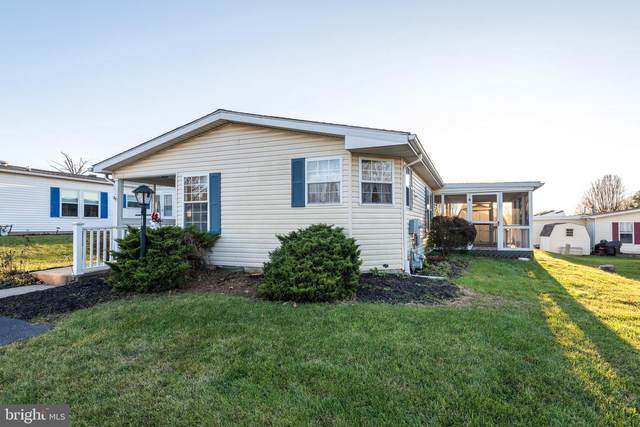 46 Bentwood Circle, HARLEYSVILLE, PA 19438 (#PAMC657534) :: The Dailey Group