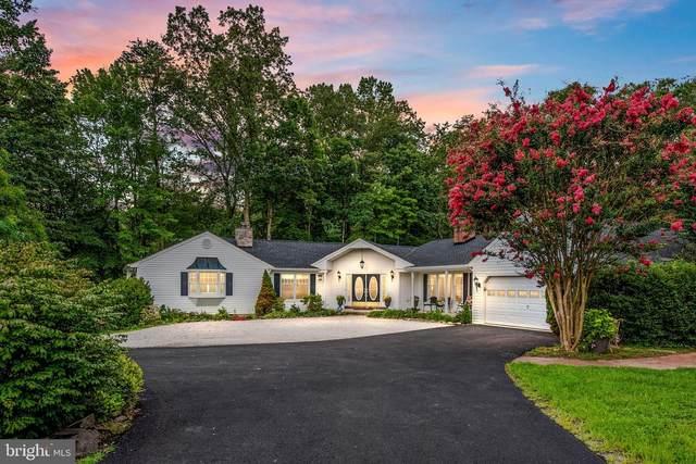 8116 Rondelay Lane, FAIRFAX STATION, VA 22039 (#VAFX1143828) :: Debbie Dogrul Associates - Long and Foster Real Estate