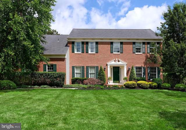 2 Bush Court, WEST WINDSOR, NJ 08550 (#NJME299156) :: Holloway Real Estate Group