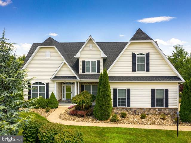 204 Taggart Drive, WINCHESTER, VA 22602 (#VAFV158758) :: ExecuHome Realty