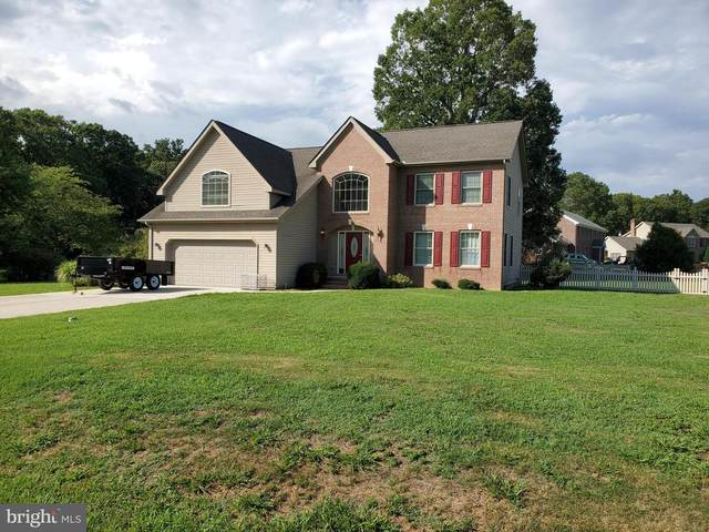 17 Hidden Meadows Terrace, MILFORD, DE 19963 (#DESU165388) :: RE/MAX Main Line